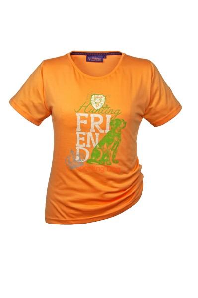 Ladies Fashion T-Shirt - Aufdruck: Sporting Dog