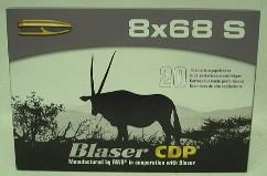 8x68S CDP - 12,7g/196gr (a20)