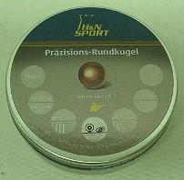 H+N RK Kal.4,40mm - NR.9 verkupfert/750