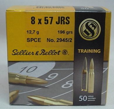 8x57IRS TM-Target-12,7g/196gr (a50)