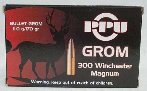 .300WinMag GROM - 11g/170gr (a20)