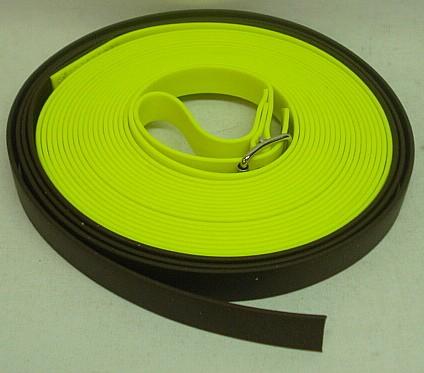 Schweißleine Bio-Thane - Länge:10m, Breite:19mm
