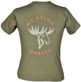 Kinder Rundhals Shirt - Hubertus Hunting Master