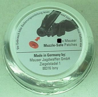 Muzzel Safe 50 stk -