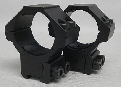 Montage 30mm Ring - 11mm Schiene, BH 32mm