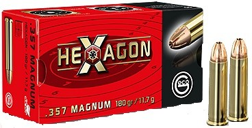 .357Mag HEXAGON - 11,7g/180gr (a50)
