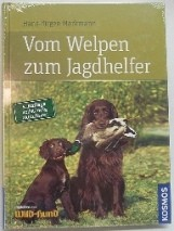 Buch Vom Welpen zum Jagdhelfer - Hans-Jürgen Markmann