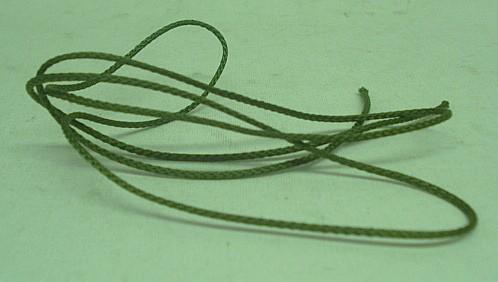 Pfeifenschnur,grün - 1 m