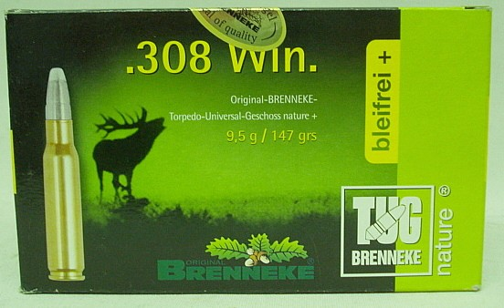.308Win TUG Nature - 9,5g/147gr (a20)
