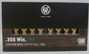 .308WIN EvoGreen - 9,0g/139gr (a20)