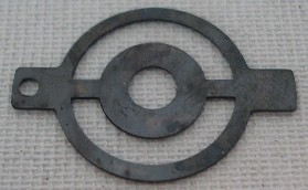 Ringkorn 3,4mm - Nr.9263, klein