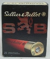 Magnum .410/76 - 19,5g/2,5mm (a25)