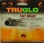 Truglo Fat Bead M3,0 rot - schrauben, 13mm Metallkörper