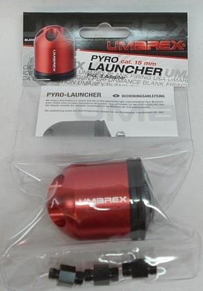 Multi-Shooter inkl. - Adapter C,I,K,L und M