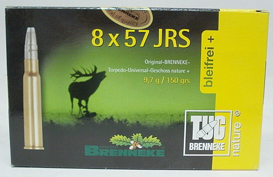 8x57IRS TUG Nature+ - 9,7g/150gr (a20)
