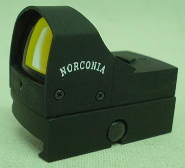 Norconia RDP-II Sight +Montage - Reflexvisier ähnlich Docter