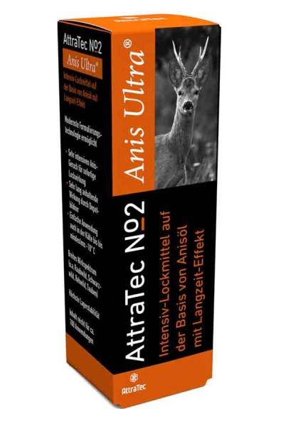 Attratec No. 2 Anis Ultra - 50ml, auf der Basis von Anisöl