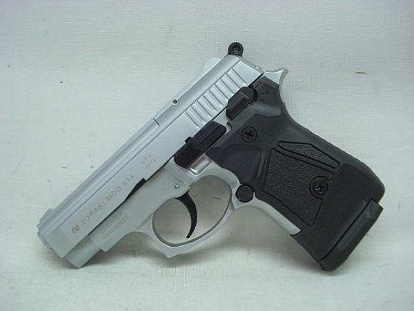914 Kal.9mm P.A.K. - chrom