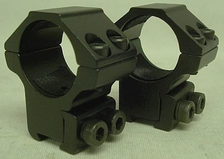 Montage 1''/25,4mm Ringe-