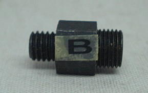 Adapter B für Multi-Shooter - Perfecta, Gewinde: M8