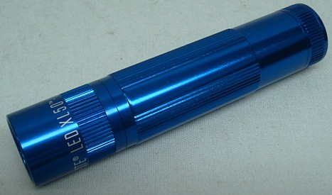 Maglite LED XL50 blau - incl.Batterien
