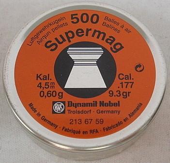 Supermag 4,50mm - 0,60g/9,3gr (a500)