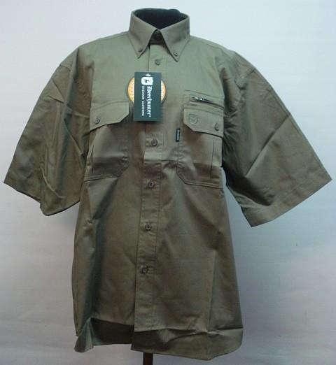 WAPITI II 1/2-Arm - 2 Brusttaschen mit Patte