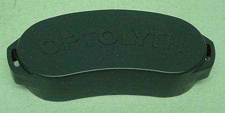 OPTOLYTH Regenschutzdeckel - schwarzes Gummi