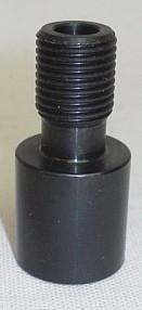 Schalldämpfer-Adapter mit - 1/2'' UNF-Gewinde, ASH