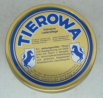 Tierowa Lederfett - 100 ml