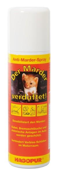 Anti-Marder Spray - 200ml, inkl.Duftpolster