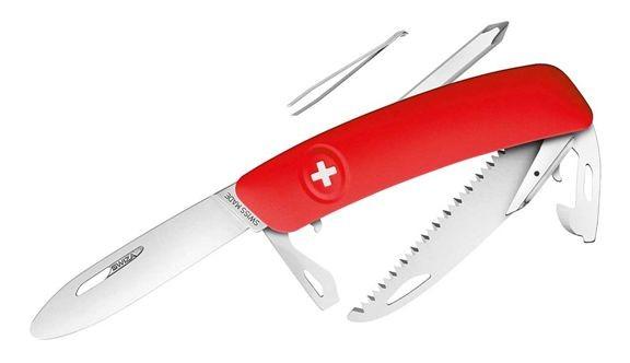 SWIZA Kinder-Taschenmesser - J06 JUNIOR rot