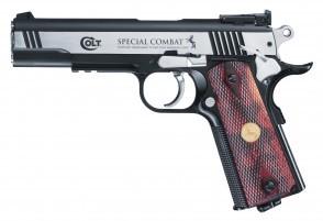 LP Special Combat Classic - 4,50mm,NBB,Stahl-BB