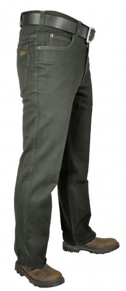 Hose 5-Pocket einfaches Modell - Lieferung ohne Gürtel