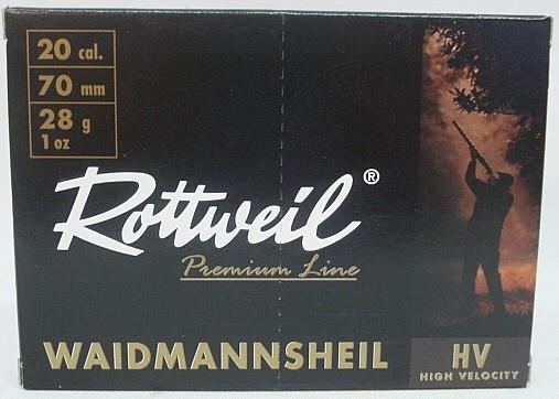 WaidmannsheilHV 20/70 - 3,5mm/28g/Plastik (a10)