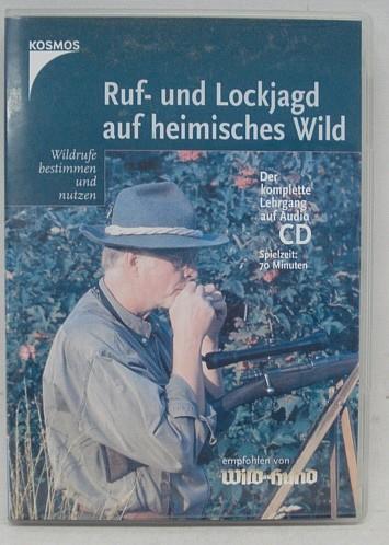 CD Ruf- und Lockjagd auf - heimisches Wild