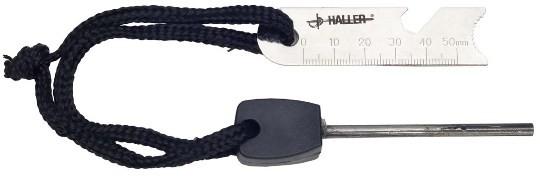 Feuerstahl - 7,5 Zentimetermaß