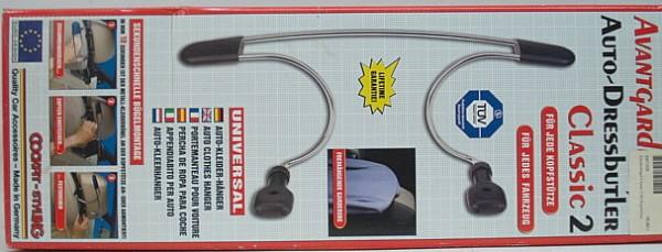 Kleiderbügel für Kopfstütze im Auto