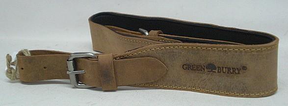 Vintage Gunstrap GS-2 - Rindleder