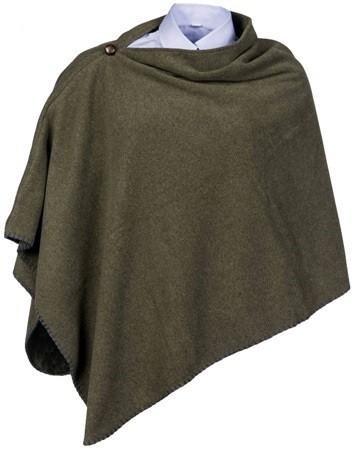 Damen-Poncho Shirley - aus Fleece