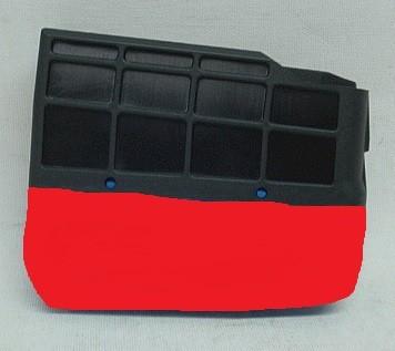 Magazin T3 Long, rot - 6,5x55SE bis .338WM 5 Schuss