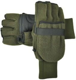 Handschuh ohne Fingerkuppel-L oliv