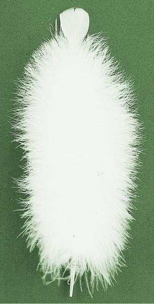 Flaumbusch 25 cm - mit Hülse