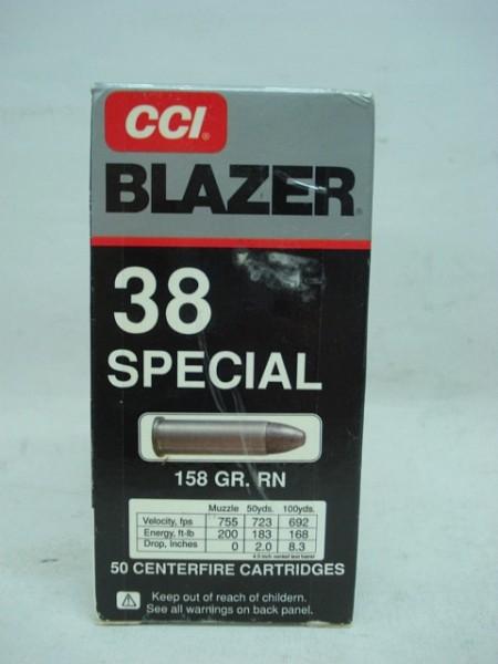 .38Spezial RN Blazer - 158gr (a50)