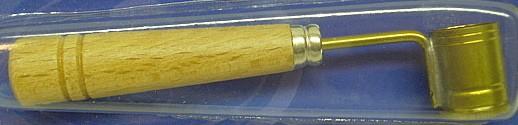 Pulver- Füll- und Messbecher - verstellbar