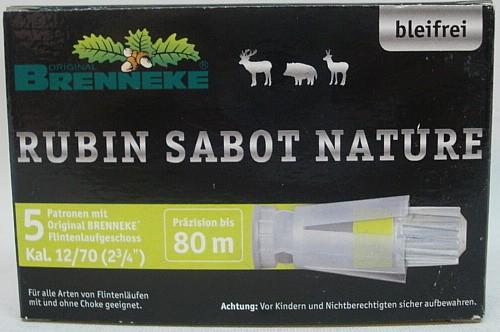 RubinSabot Natur 12/70 - a5