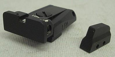 SPR-Visier Beretta - M 92/96