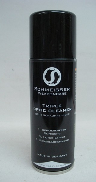 Triple Optik Cleaner 200ml - abperlendes Lotus-Effekt