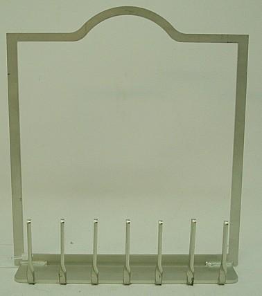 Einsatz für Kugelfangkasten - zum stabilisieren von 7 Tonröh