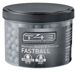 T4E Gummibälle .43 - 0,9g/430Stk/antrazit